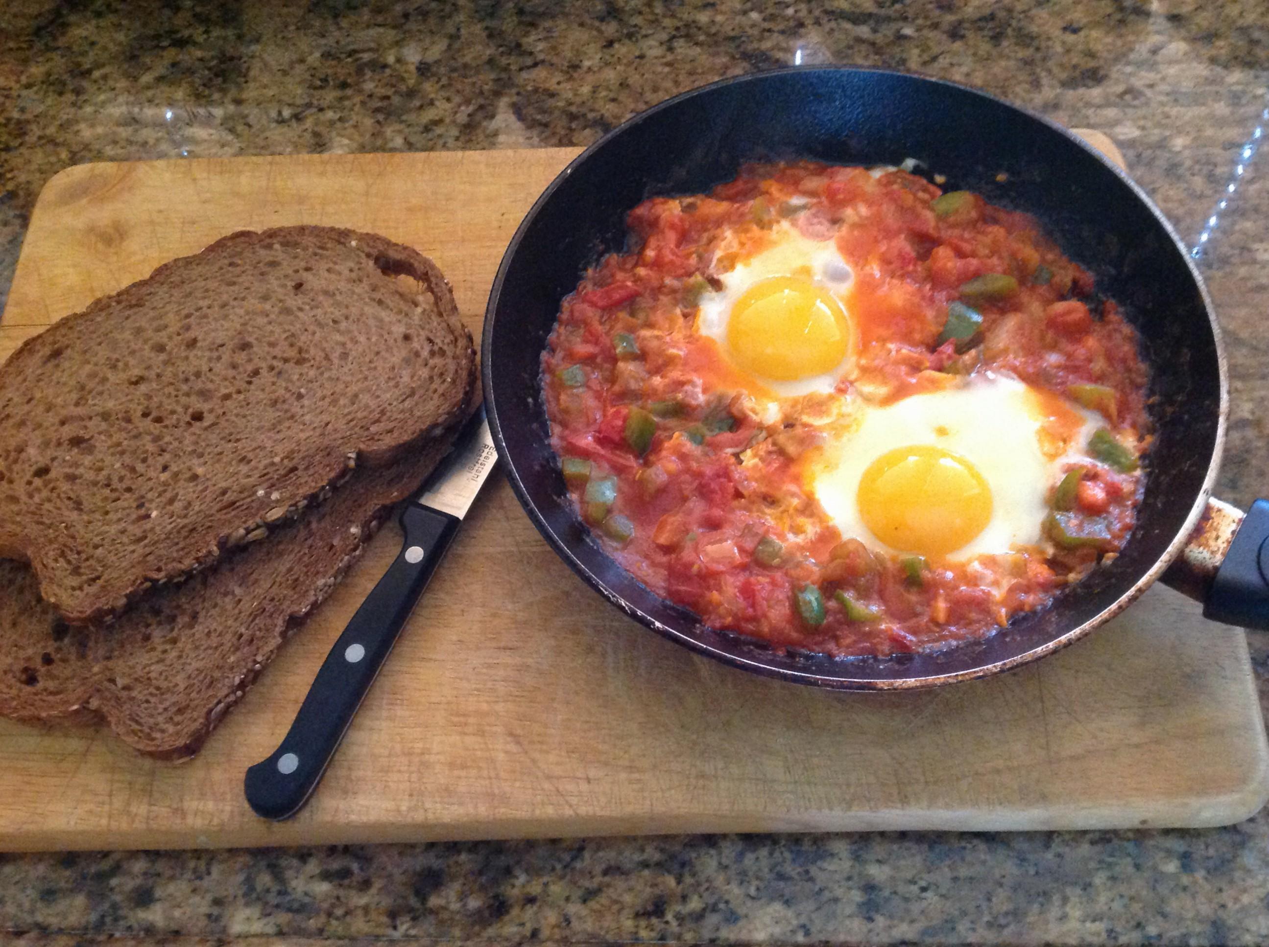 Ranchero eieren