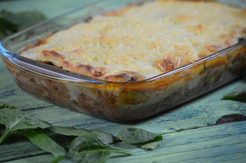 Lasagne florentine