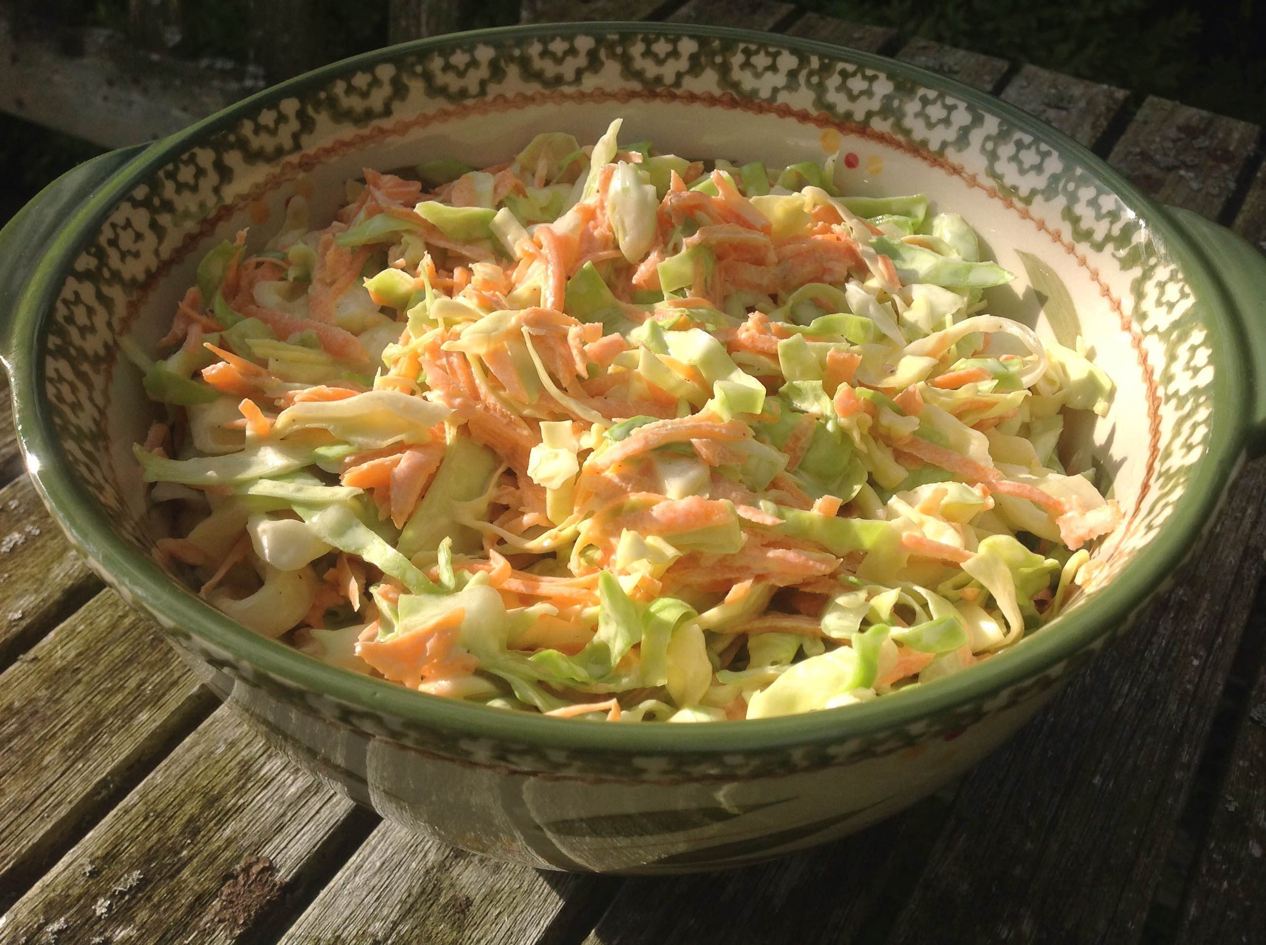 Koolsalade of Coleslaw