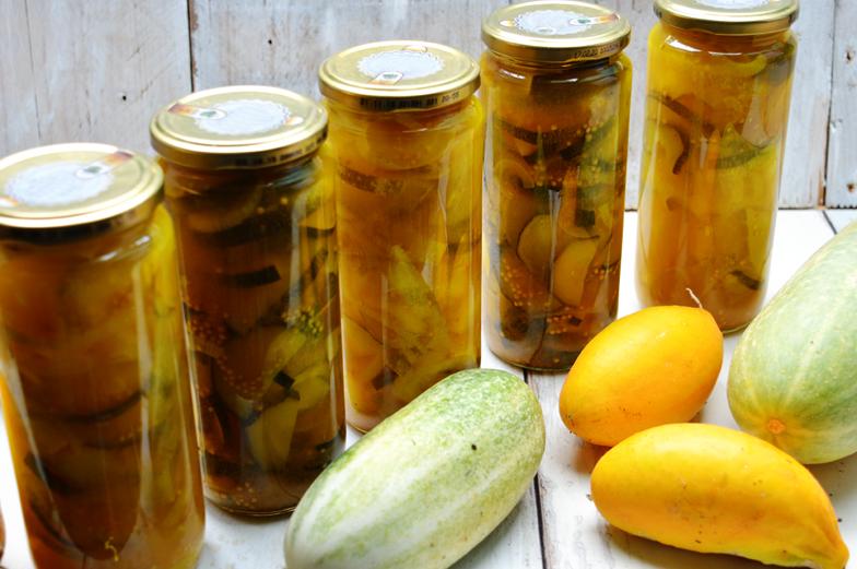 Komkommer zoetzuur