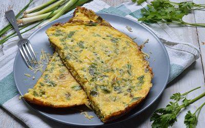 Kruiden omelet