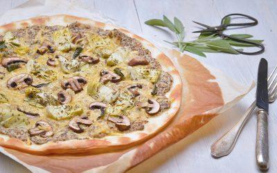 Truffelpizza