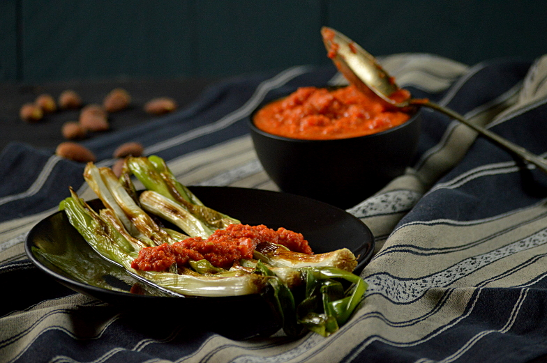 Romesco saus
