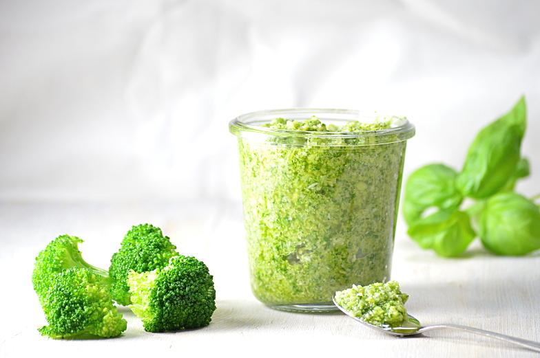 Pesto van broccoli